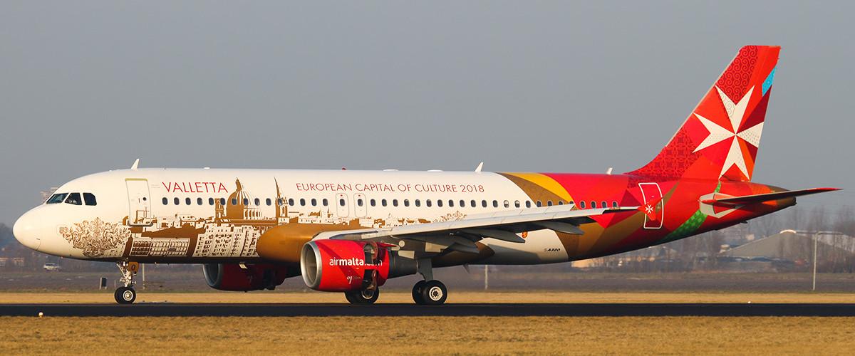 Air Malta Virtual